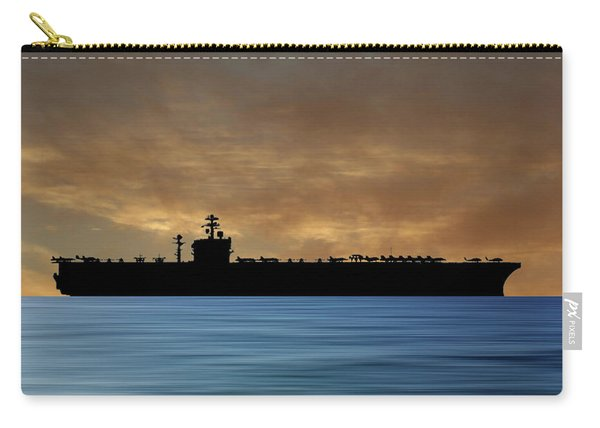 Uss Carl Vinson 1982 V2 Carry-all Pouch