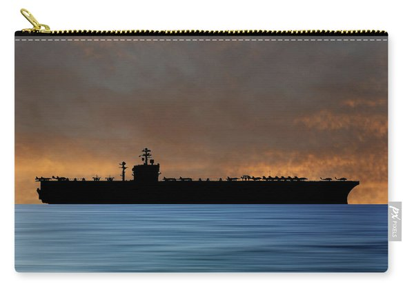 Uss Carl Vinson 1982 V3 Carry-all Pouch