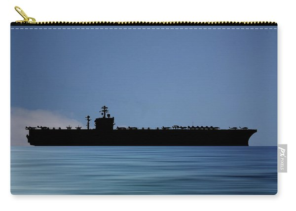 Uss Carl Vinson 1982 V4 Carry-all Pouch