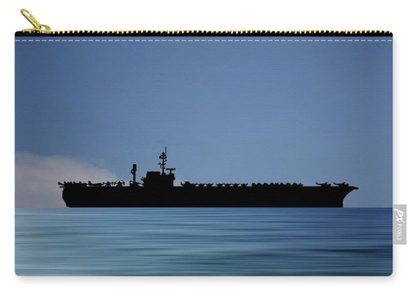 Uss Constellation 1956 V4 Carry-all Pouch