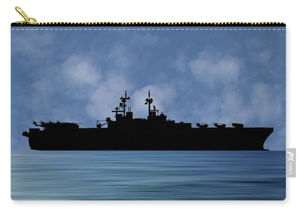 Uss Essex 1992 V1 Carry-all Pouch