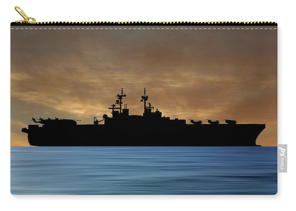 Uss Essex 1992 V2 Carry-all Pouch