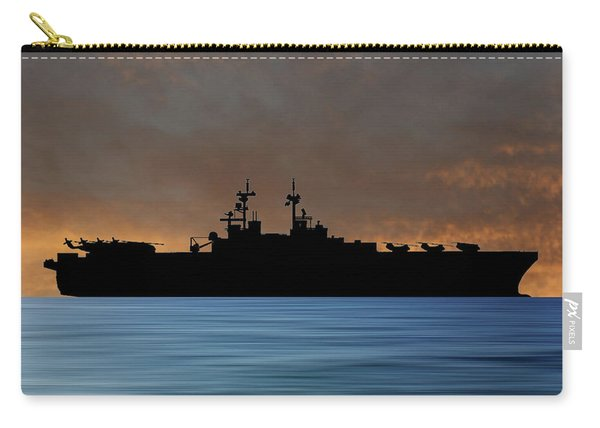 Uss Essex 1992 V3 Carry-all Pouch