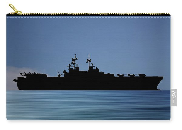 Uss Essex 1992 V4 Carry-all Pouch
