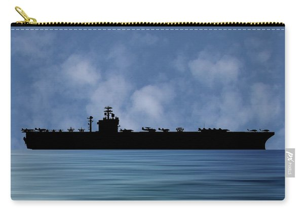 Uss Harry S. Truman 1998 V1 Carry-all Pouch