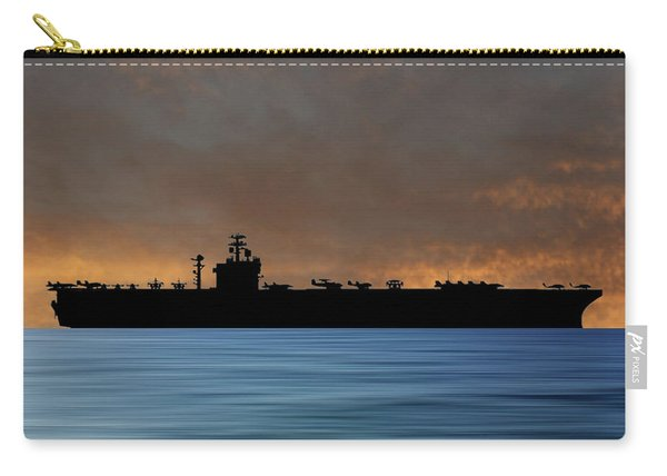 Uss Harry S. Truman 1998 V3 Carry-all Pouch