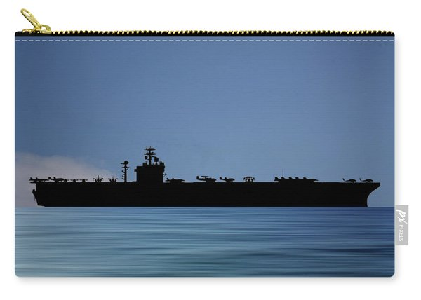 Uss Harry S. Truman 1998 V4 Carry-all Pouch