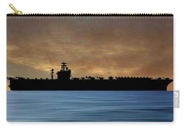 Uss Nimitz 1975 V2 Carry-all Pouch