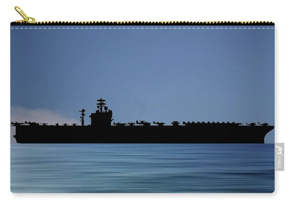 Uss Nimitz 1975 V4 Carry-all Pouch