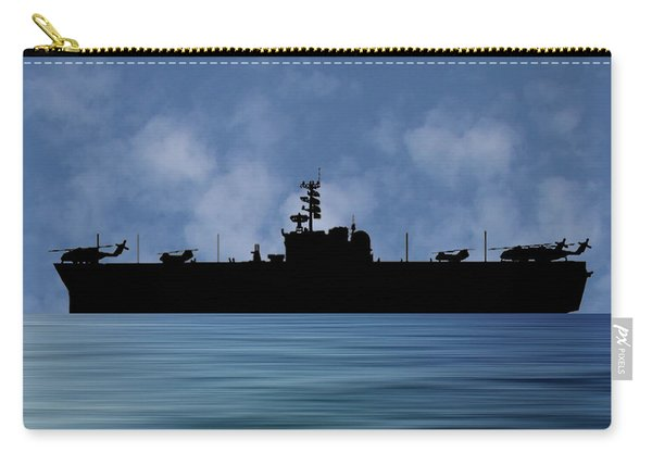 Uss Okinawa 1960 V1 Carry-all Pouch