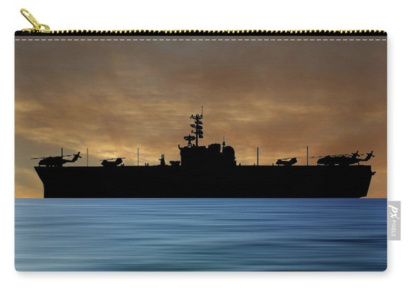 Uss Okinawa 1960 V2 Carry-all Pouch