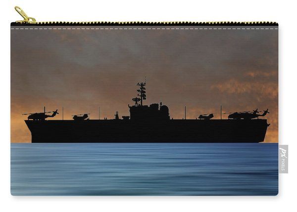 Uss Okinawa 1960 V3 Carry-all Pouch