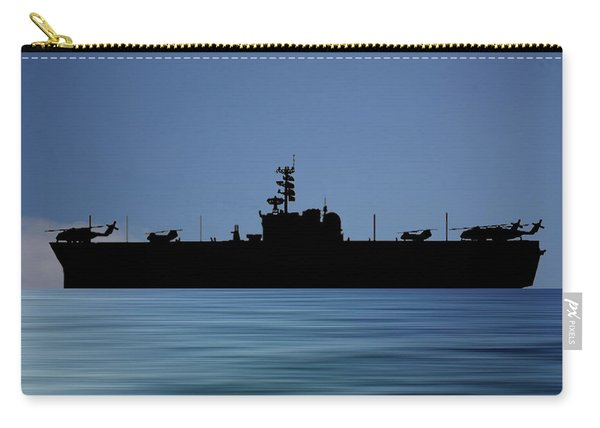 Uss Okinawa 1960 V4 Carry-all Pouch