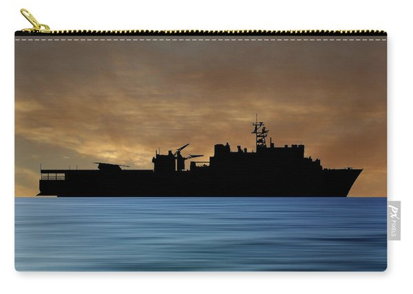 Uss Pearl Harbor 1996 V2 Carry-all Pouch