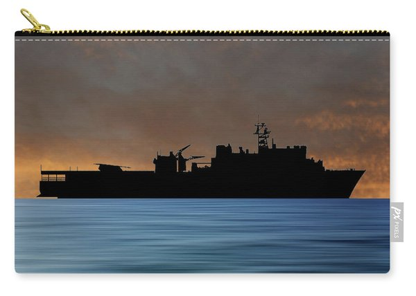 Uss Pearl Harbor 1996 V3 Carry-all Pouch