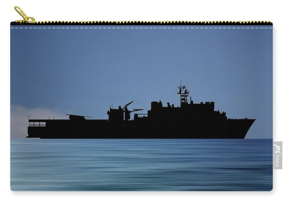 Uss Pearl Harbor 1996 V4 Carry-all Pouch
