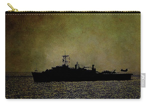 Uss Ponce Lpd-15 Carry-all Pouch