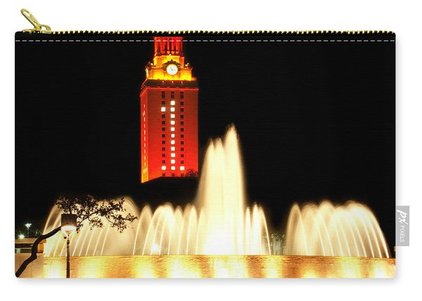 Ut Tower Championship Win Carry-all Pouch