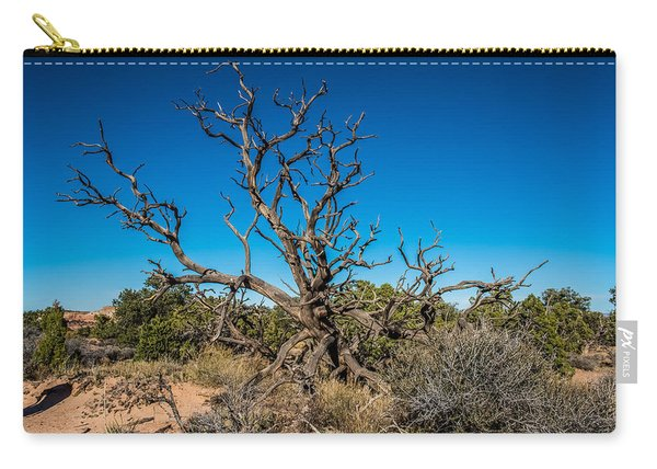 Utah Juniper Carry-all Pouch