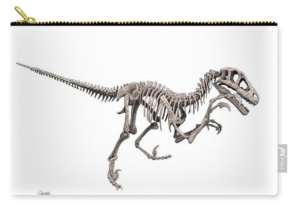 Utahraptor Carry-all Pouch