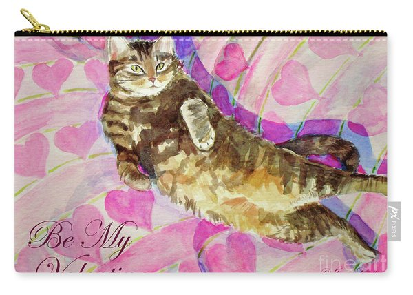 Valentine Mocha 2 Carry-all Pouch