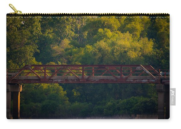 Valley Brook Bridge Carry-all Pouch