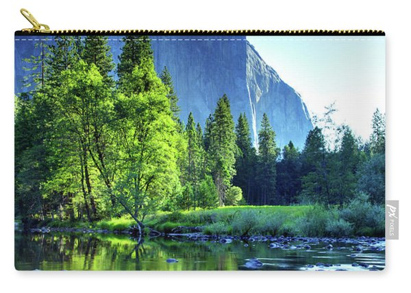 Valley View Morning Carry-all Pouch