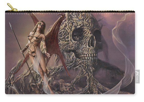 Vampis Lair Carry-all Pouch