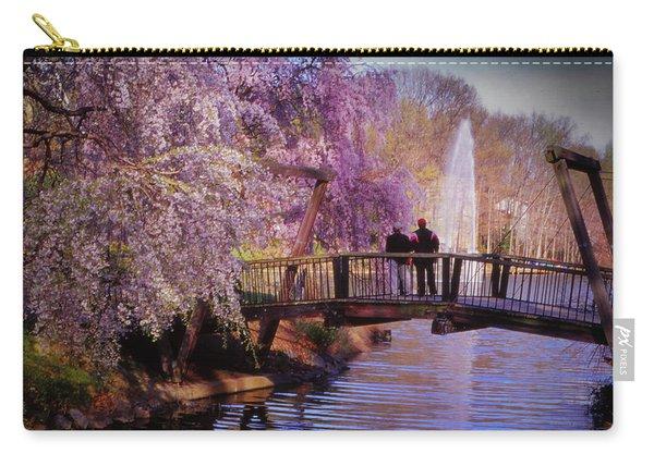 Van Gogh Bridge - Reston, Virginia Carry-all Pouch