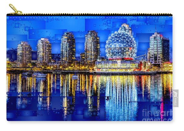Vancouver British Columbia Canada Carry-all Pouch