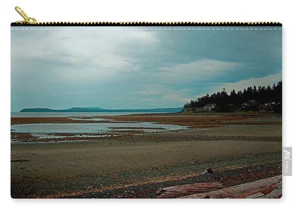 Vancouver Island N Her Beaches Carry-all Pouch