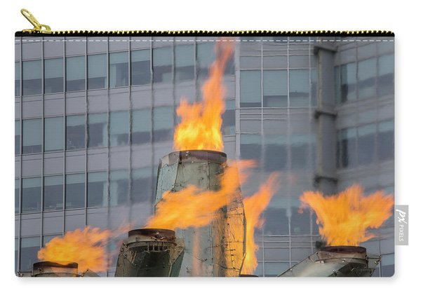 Vancouver Olympic Cauldron 2 Carry-all Pouch