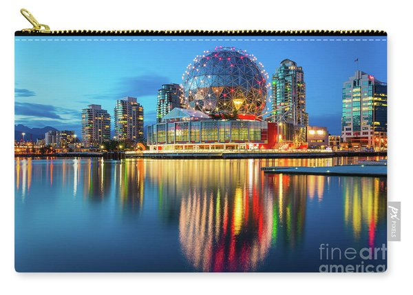 Vancouver Science World Carry-all Pouch