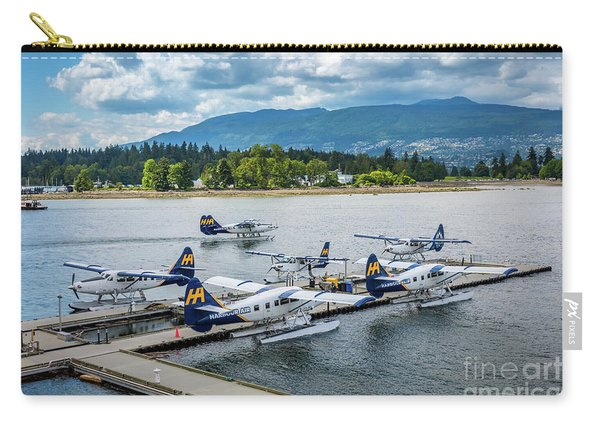 Vancouver Seaplanes Carry-all Pouch