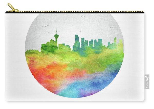 Vancouver Skyline Cabcva20 Carry-all Pouch
