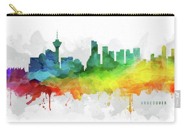 Vancouver Skyline Mmr-cabcva05 Carry-all Pouch