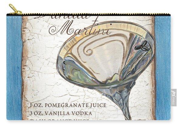 Vanilla Martini Carry-all Pouch