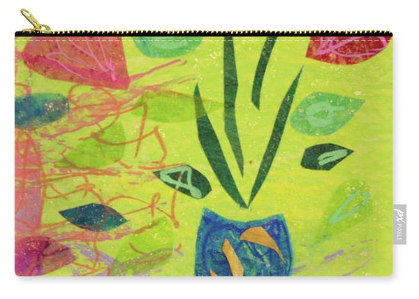 Vase Full Of Love Carry-all Pouch