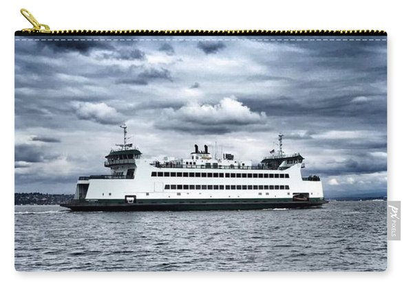 Vashon Island Ferry Carry-all Pouch