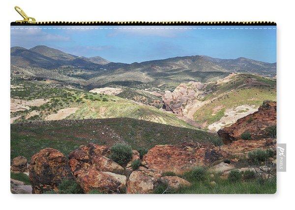 Vasquez Rocks Park Carry-all Pouch