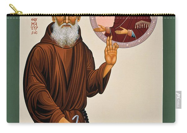 Venerable Fr. Solanus Casey The Healer 038 Carry-all Pouch