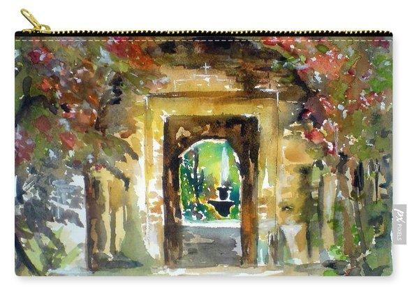 Venetian Gardens Carry-all Pouch