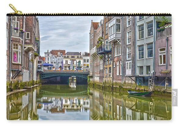 Venetian Vibe In Dordrecht Carry-all Pouch