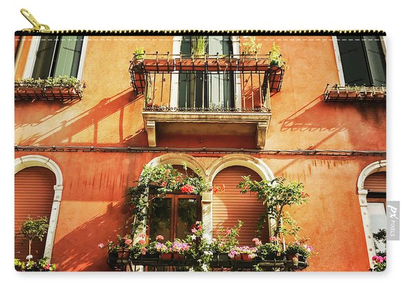 Venetian Windows Carry-all Pouch