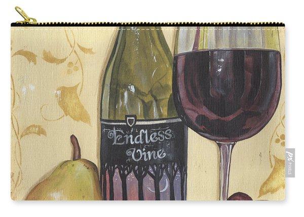 Veneto Pinot Noir Carry-all Pouch