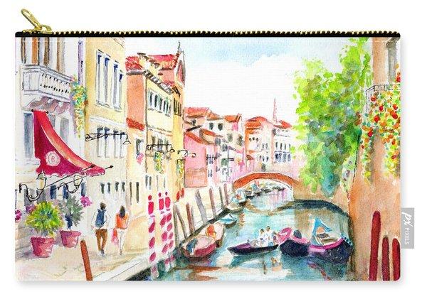 Venice Canal Boscolo Venezia Carry-all Pouch