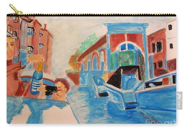 Venice Celebration Carry-all Pouch