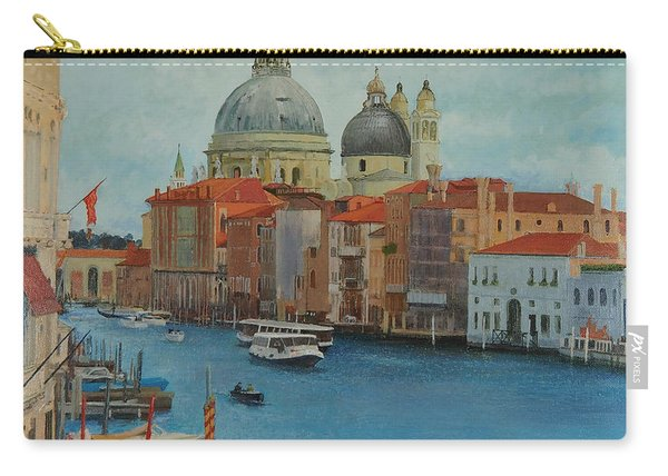 Venice Grand Canal I Carry-all Pouch