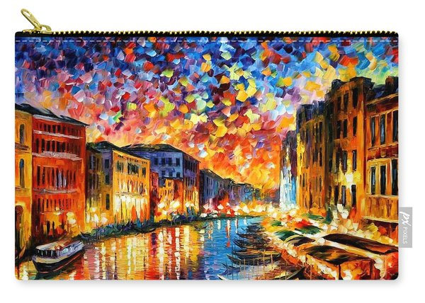 Venice - Grand Canal Carry-all Pouch
