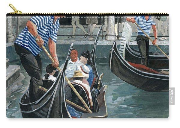 Venice. Il Bacino Orseolo Carry-all Pouch